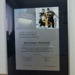 Certyfikat Mercedes Benz
